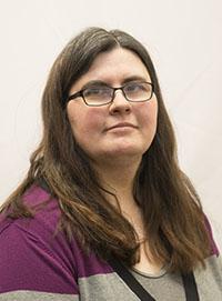 Melissa Goodwin : Circulation Manager